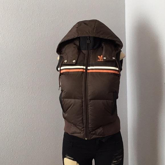 adidas Jackets & Blazers - Adidas puffy vest